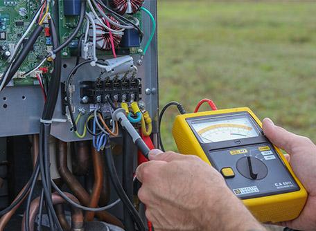 Les techniciens ID Energies se chargent de l'entretien de votre système de chauffage